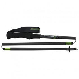 Komperdell Trailstick Carbon C4 Kijki trekkingowe, black/green